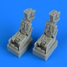 Quickboost 1/72 Grumman F-14A Tomcat Ejection Seats with Safety Belts # 72556