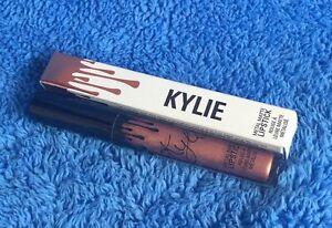 Kylie Cosmetics Metal Matte Lipstick - King K - MELB STOCK