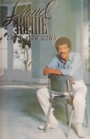 Lionel Richie-Can't Slow Down Cassette.1983 Motown CSTMA 8041.Stuck On You/Hello