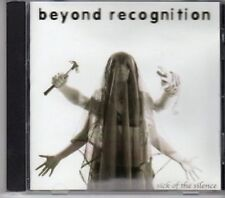 (BW420) Beyond Recognition, Sick of the Silence - DJ CD