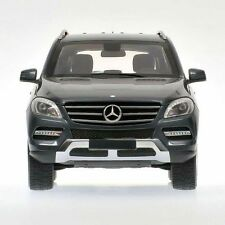MINICHAMPS MERCEDES 2012 ML 550 GREY  1:18 (NEW STOCK)-Almost Sold Out!