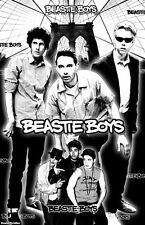 "BEASTIE BOYS  11x17  ""Black Light"" Poster"