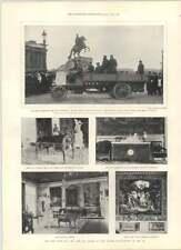 1901 Russian Army New Motor Lutsky Sir John Grunfeld Maxwell Pretoria