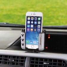 New DISNEY Mickey Mouse Mobile Phone Pocket Holder Car Accessories