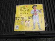 VINTAGE , MADE IN COLOMBIA, TODO EL SABOR DEL LLANO EN LA VOZ DE LUIS ARIEL REY,