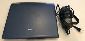 (Working, NO HDD) Toshiba Satellite A20-207 laptop Pentium 4,Bios to Boot