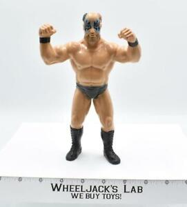 """Warlord No Touch Ups 1989 WWF LJN/Grand Toys Sports 8"""" Wrestling Action Figure"""