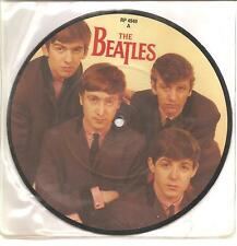 "THE BEATLES ""Love Me Do"" 2 Track Picture 7"" Vinyl Single"