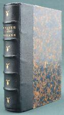 FABRE FERDINAND - L'ABBE TIGRANE - PETITE BIBLIOTHEQUE CHARPENTIER 1883