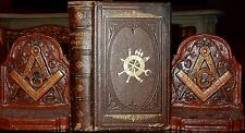 OCCULT FREEMASONRY ANTIQUITIES ORIENT UNVEILED MASONIC MASONRY KNIGHTS TEMPLAR