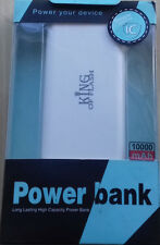 External Charging Power Bank 10000 mAh 2 x USB