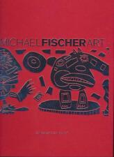 BUCH Michael Fischer-Art: Kunst am Bau - Projekte und Entwürfe (mit Widmung)