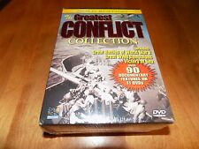 THE GREATEST CONFLICT COLLECTION Victory At Sea Great Battles Campaigns DVD NEW