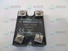 GORDOS CROUZET GA5-2D25 SOLID STATE RELAY *USED*