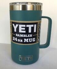 RIVER GREEN Fall 2019 Limited Edition YETI 24oz Rambler Mug Tumbler Cup