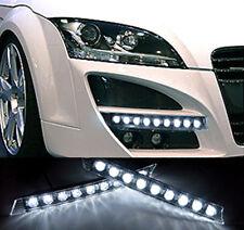 DLR LUCI LED AUTO FENDINEBBIA + FRECCE - DAYLIGHT  Audi BMW Mercedes Porsche