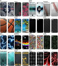 Choose Any 1 Vinyl Decal/Skin for iPod Touch 5th Generation - Buy 1 Get 2 Free!