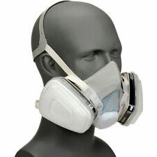 3m 52p71 Half Face Respirator For Paint Spray Amp Pesticide Size Medium