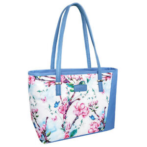 NEW Sachi Insulated Lunch Tote Spring Blossom