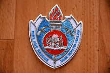 NSW Fire & Rescue Patch - Social