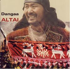 CD: Dangaa Hosoo (Dangaa Khosbayar): ALTAI / Mongolei