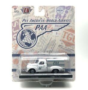 M2 Machines 1950 Studebaker 2r Truck Pan American Drivers R68