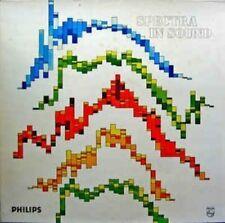 Spectra In Sound Randy Edelman, Letty De Jong, Dan Hill, Paco de Lucia, A.. [LP]