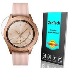4X Samsung Galaxy Watch 42 mm ZenTech Clear Screen Protector Guard Shield Film