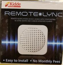 Kidde 120v Plug-in Remote Lync Home Monitoring Device