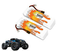 Xmaxx Maxamps lipo 9000xl 3s 11.1v pair lipo battery for traxxas x-maxx