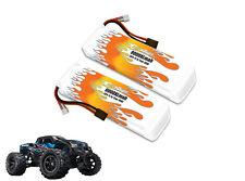 Xmaxx Maxamps lipo 9000xl 3s 11.1v pair lipo battery for traxxas x-maxx