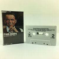 Frank Sinatra Greatest Hits Vol. 1 - Cassette Tape