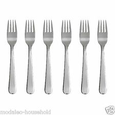 Ikea DRAGON Stainles Steel Salad Dessert Fork stainless steel Length:16c UK-B786