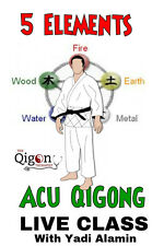 5 Elements Acu QiGong LIVE Class DIGITAL Download
