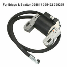 Ignition Coil Fits Briggs & Stratton 7HP To 16HP Replaces 398811 398265 395492