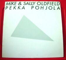 Mike & Sally Oldfield/Pekka Pohjola LP GERMAN RI 1981 Keesojen Lehto VINYL