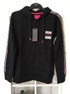 Brand New Henleys Ladies Zip Hoodie Size 12