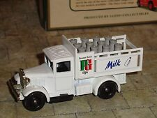 Lledo-days gone - 1930 modèle une ford stake truck-pg tips-mint & boxed