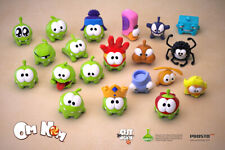 Om Nom figures Game/cartoon character Cut the Rope Collectible toy Doll Gift