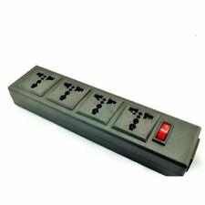 Evoline saltos pivotant Prise de courant prises élément blanc mat avec USB Charger