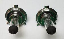 2Pcs H4 24V 75/70W P43T Halogen Bulb High&Low beam Headlight Super White