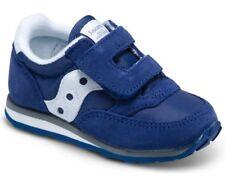Saucony Jazz Hook & Loop Sneaker (Toddler/Little Kid) Cobalt Blue US 4 EU 19.5