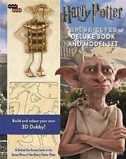 IncrediBuilds: House-Elves: Deluxe Book and Model Set (Harry Potter), Revenson,