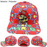 Super Mario Performance Kappe Cap Basecap Schirmmütze Mütze Tenniscap Golfcap
