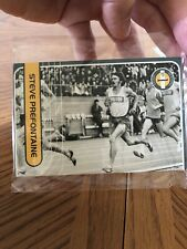 Steve Prefontaine Rare Nike Collector Card 1 In Series USA Olympics Track