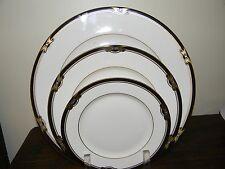 "Fitz & Floyd Fine Porcelain ""American Settings"" 3 Pcs. Setting Hatteras"