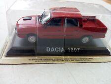 DIE CAST DACIA 1307 1/43 DeAgostini 1:43 legendary cars