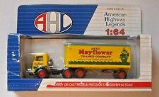 "AHL HARTOY ""Aero Mayflower Transit Company"" Die-Cast Truck 1:64 MODEL CJ 52102"