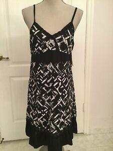 Catherine Malandrino Gown Black Size XL *NWT*