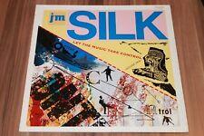 "JM Silk – Let The Music Take Control (1987) (Vinyl 12"") (RCA – PT 49768)"